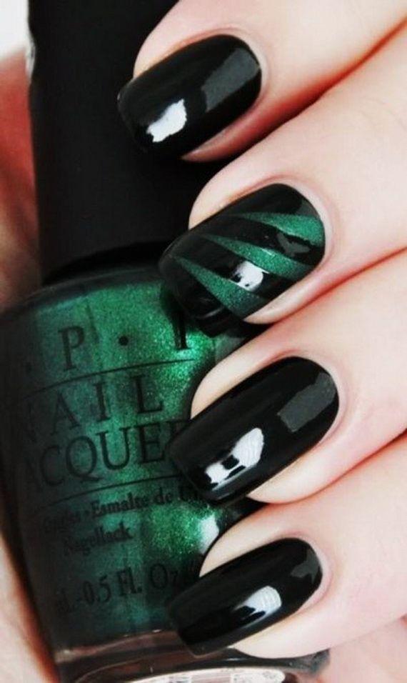 Fine Nail Polish Trend 2013 Collection - Nail Art Ideas - morihati.com