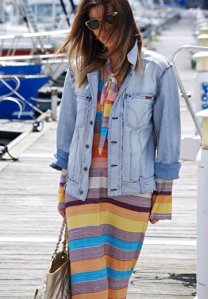 COCOOLOOK: MAXI DRESS