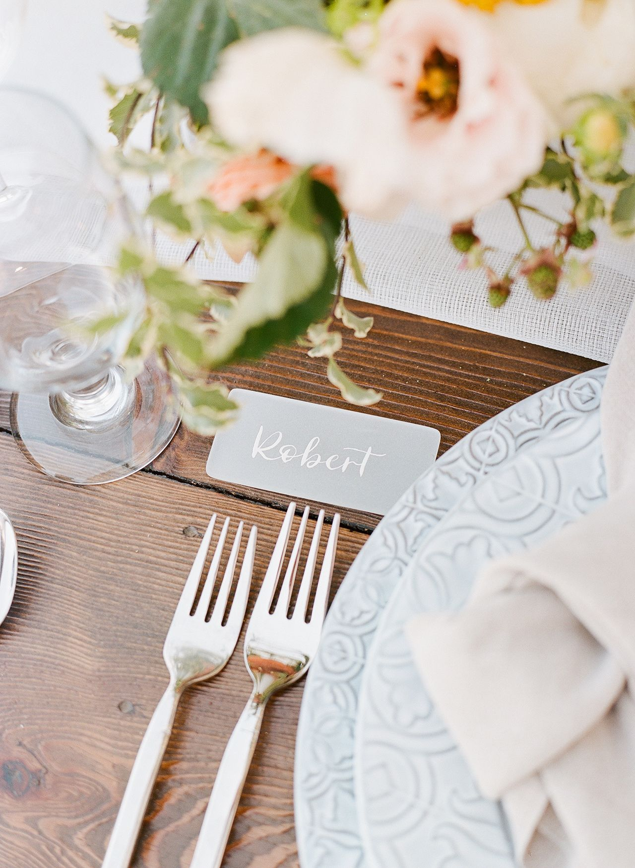 Guests at this relaxed romantic destination wedding in
