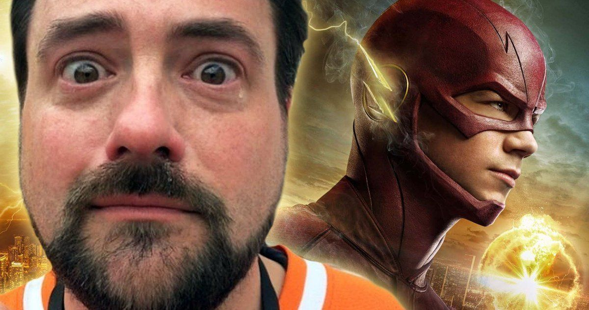 Kevin Smith Wants to Direct The Flash Movie, But No One's Asking