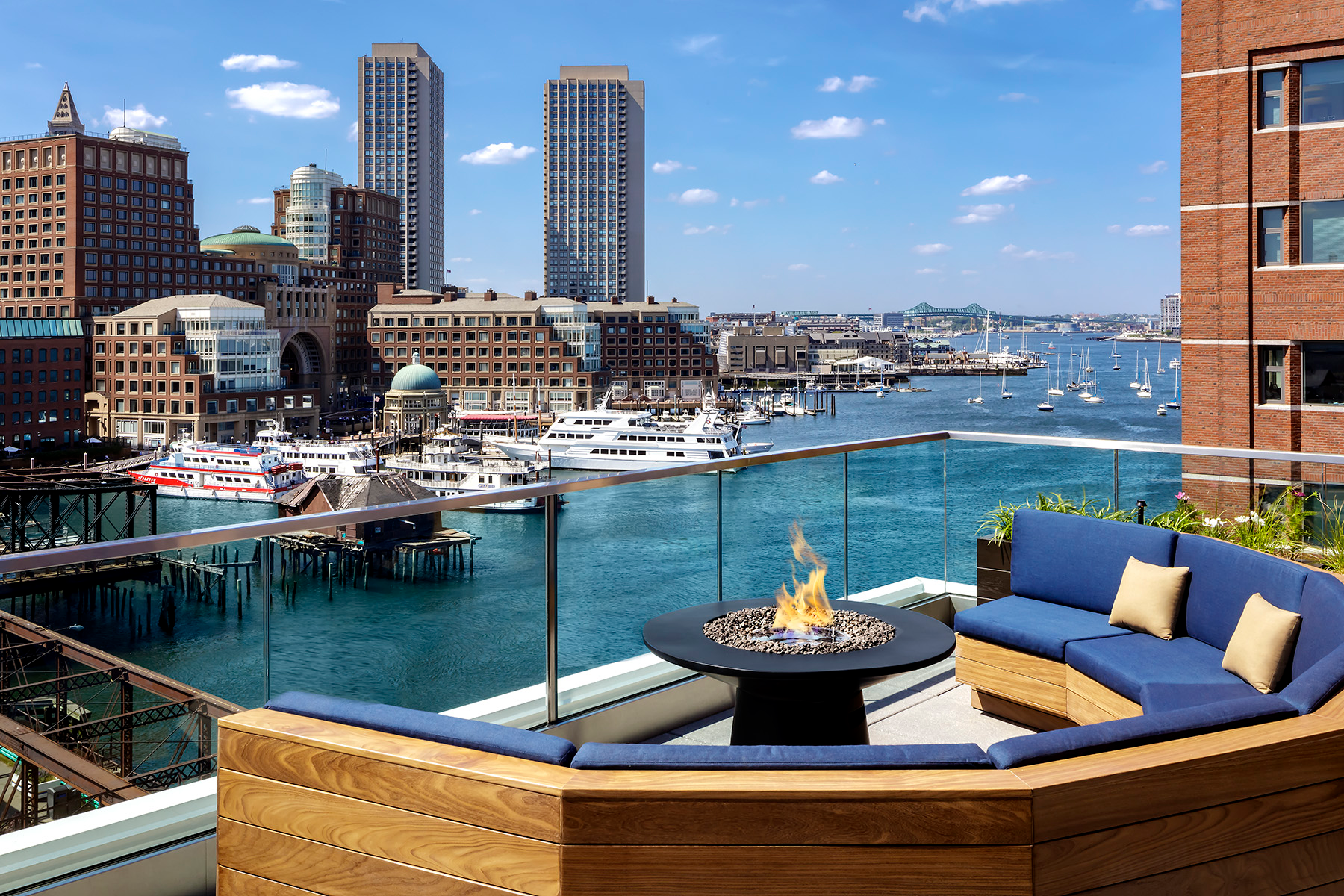The Best Boston Rooftop Bars You Need To Know About With Images Best Rooftop Bars Rooftop Bar Harbor Hotel