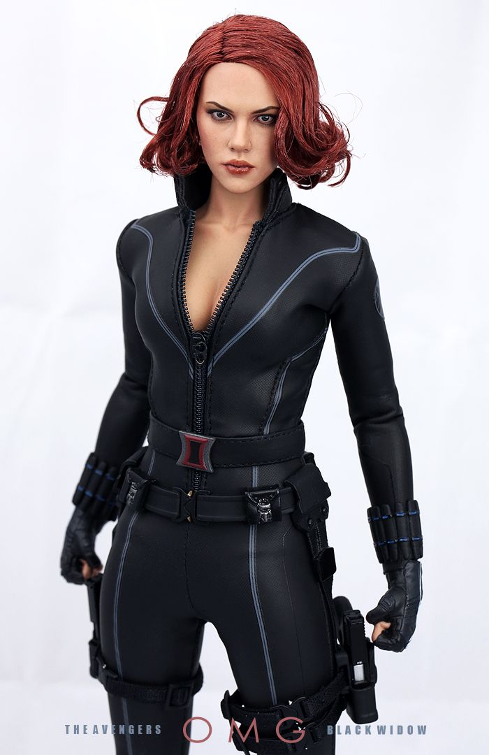 Hot Toys Black Widow Action Figure