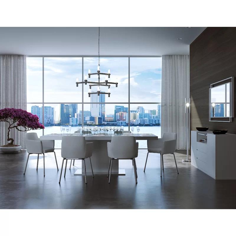 Melfa Extendable Dining Table Reviews, Modani Furniture Reviews