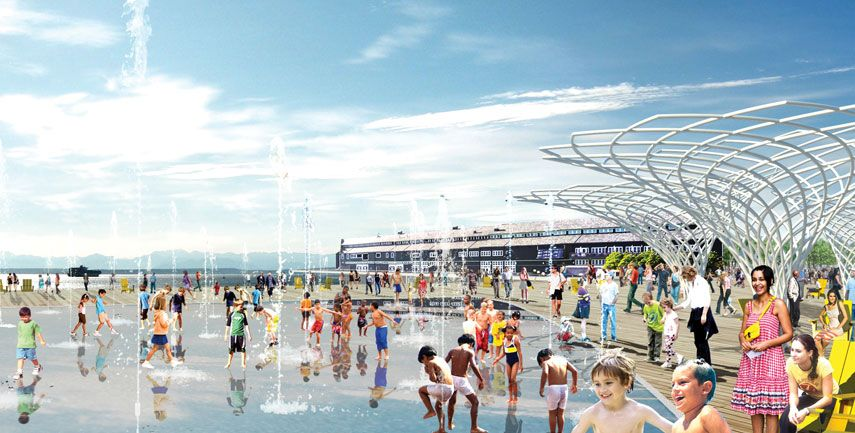 It's your waterfront - help shape its future! Find out how to be involved in the Waterfront Seattle Project.
