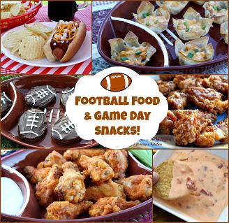 Trisha's Crockpot Macaroni & Cheese {Potluck Sunday} #footballfood