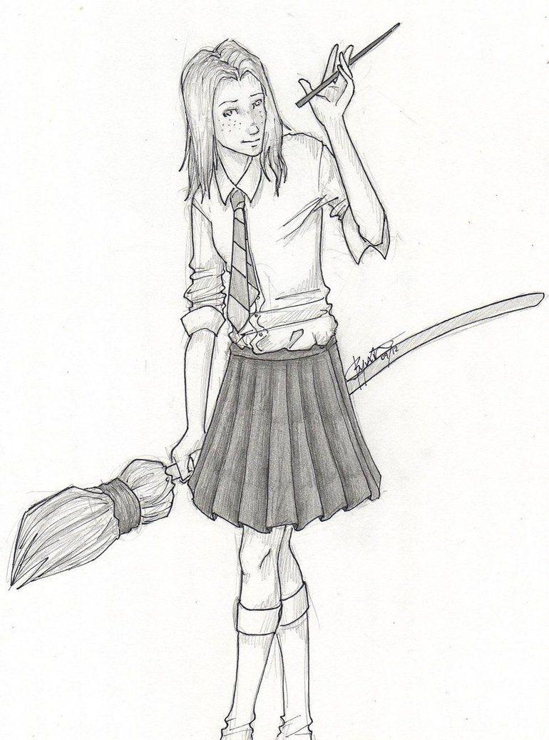 Ginny Weasley By Chrysalisgrey On Deviantart Ginny Weasley Weasley Deviantart