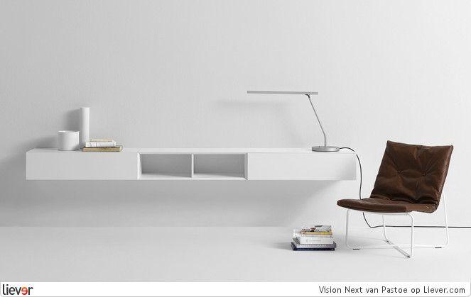 Vision next pastoe kasten boekenkasten wandkasten for Daamen interieur