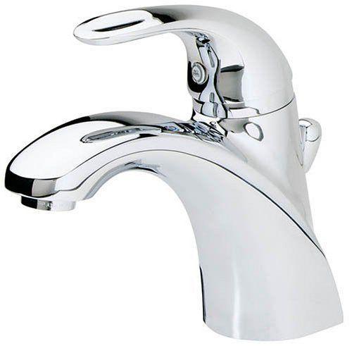 Bathroom Faucets DIY   Price Pfister 8A2VC00 Parisa SingleHandle Centerset Lavatory  Faucet Chrome ** Continue