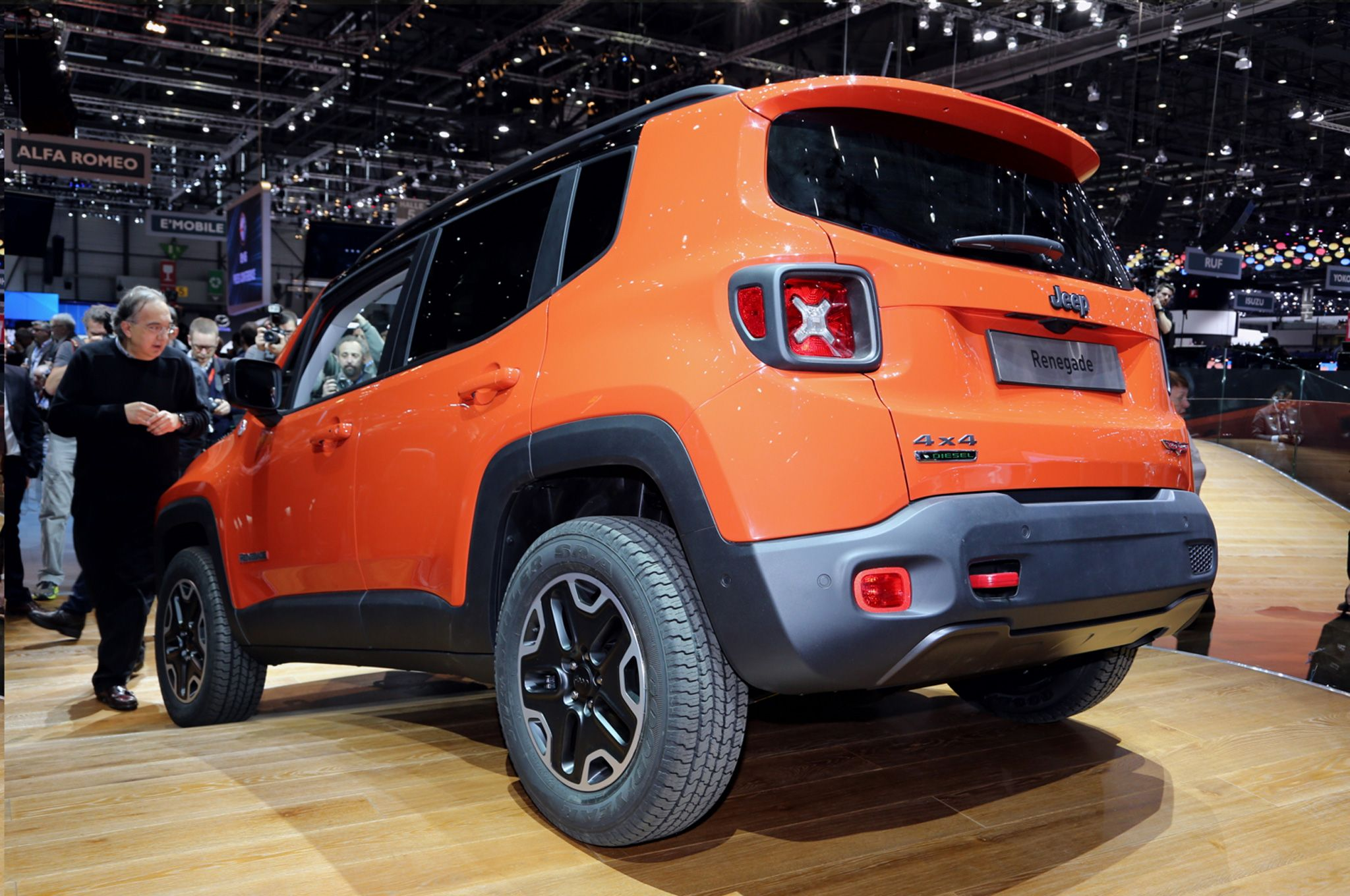 Jeep Renegade Trailhawk Desktop Wallpaper Check More At Http Www