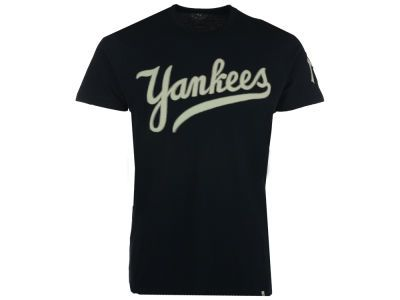 New York Yankees 47 Mlb Men S Fieldhouse Basic T Shirt Mlb Apparel Mens Tops Basic Tshirt