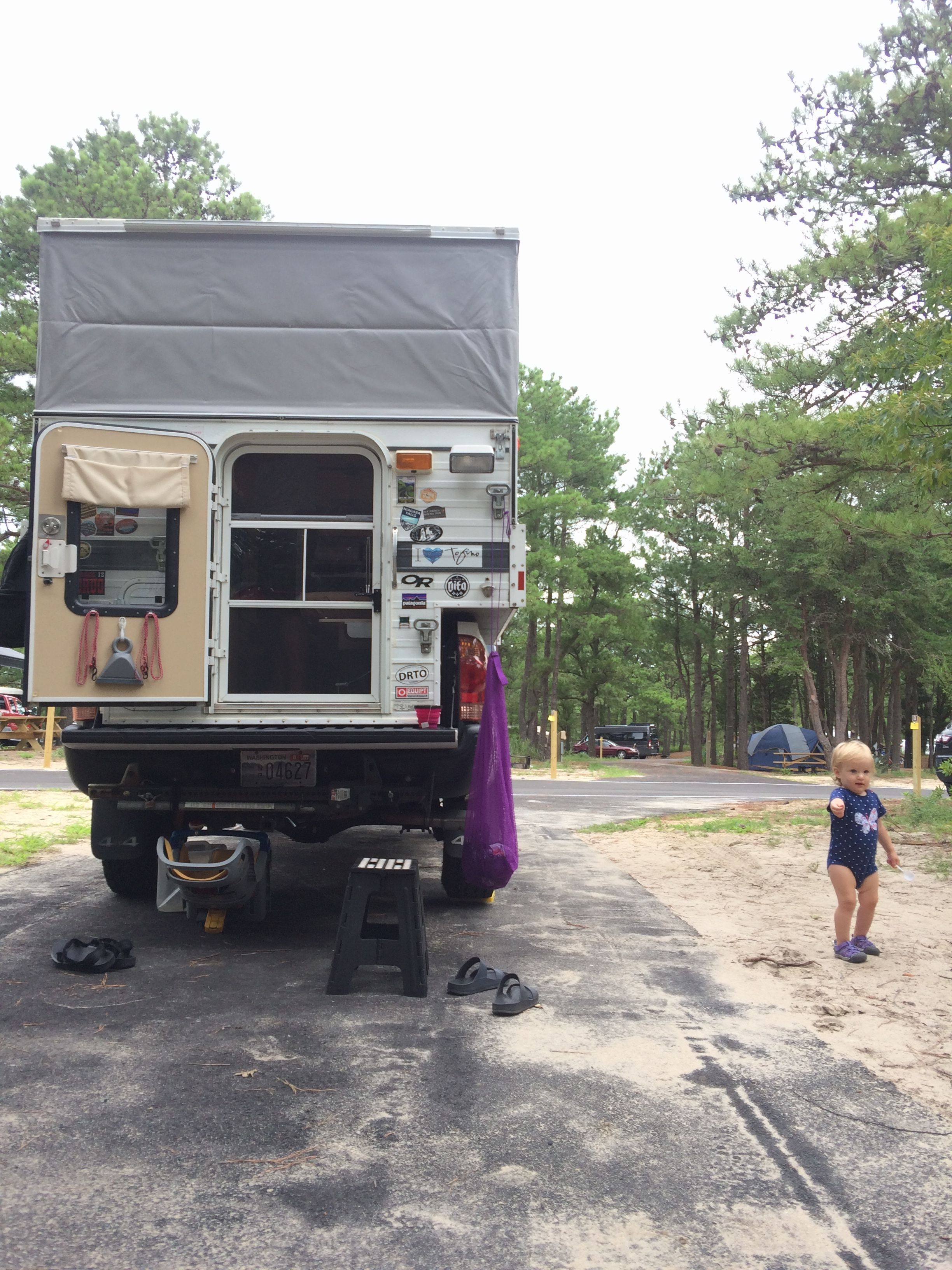 Four Wheel Camper Modifications | Four Wheel Campers | South