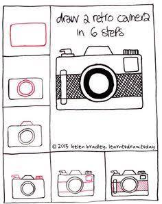 Vintage Camera Step By