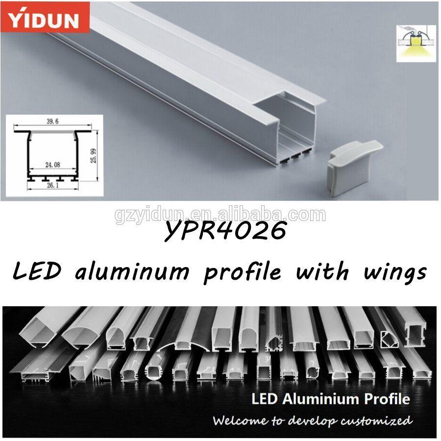 Source aluminium profile for led lightaluminium led heat