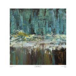 Deep Waters I - Art Print