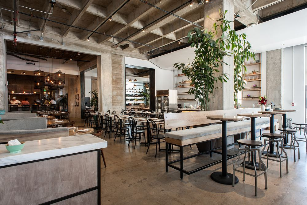 5 Restaurants To Try This Weekend In Los Angeles Restaurant Asian Restaurants Restaurant Design
