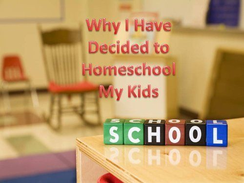 Why I Have Decided to Homeschool My Kids by Natasha Russell, http://www.amazon.com/dp/B007YNPQVE/ref=cm_sw_r_pi_dp_sEeQpb0TD5ZYF