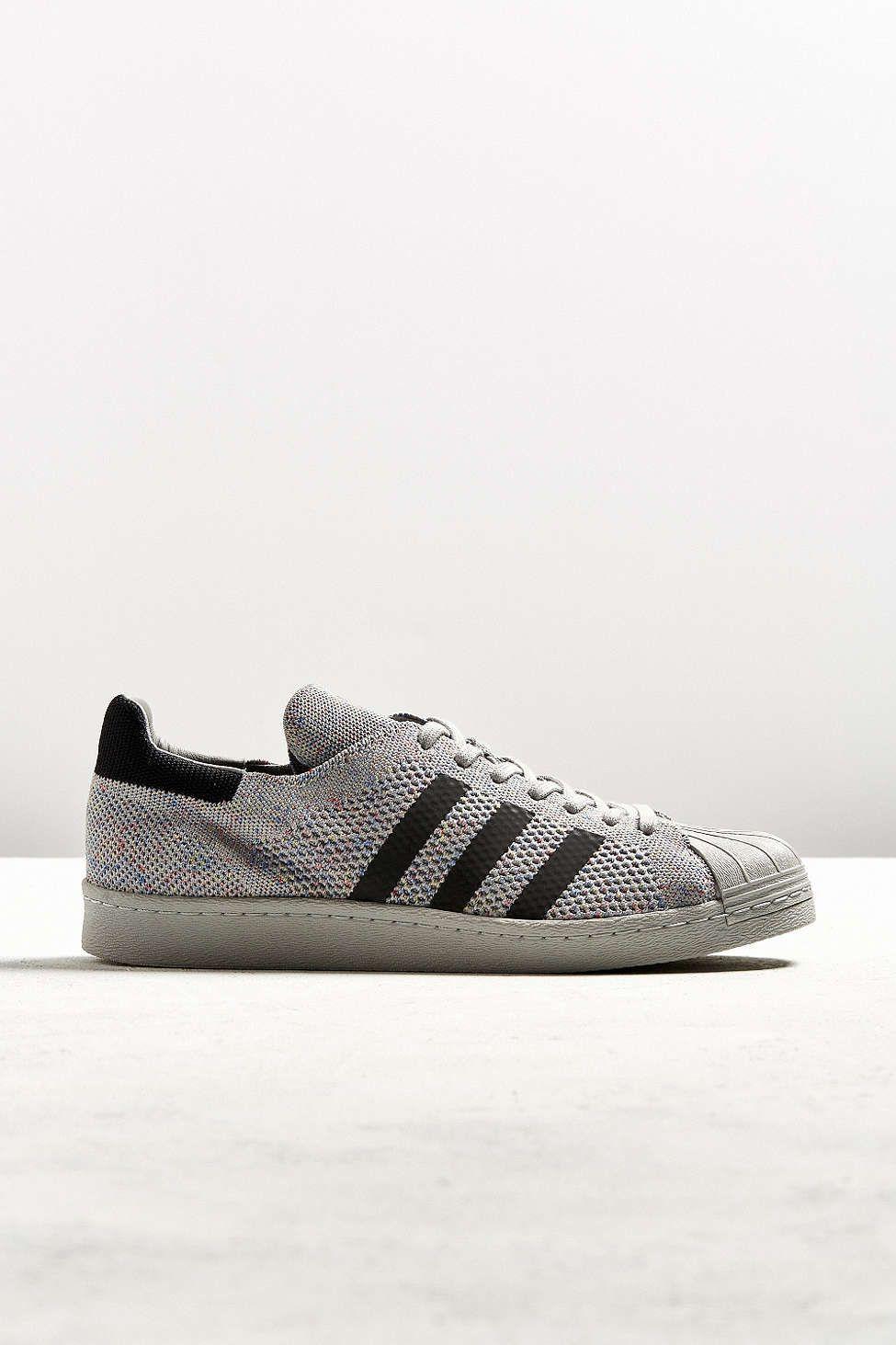 sale retailer 277d7 96281 adidas Superstar 80s Primeknit Sneaker