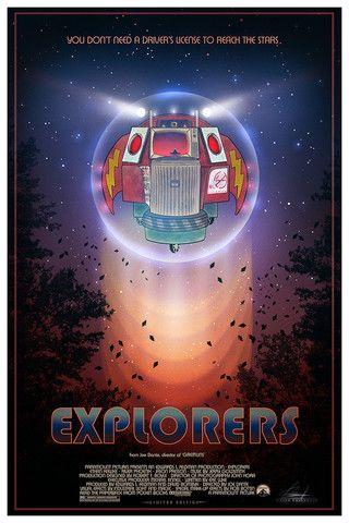 Explorers casey callender – Hero Complex Gallery   Movie Posters ...