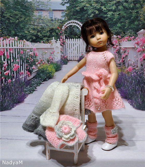 Куколка Сери: Наряд для журнала