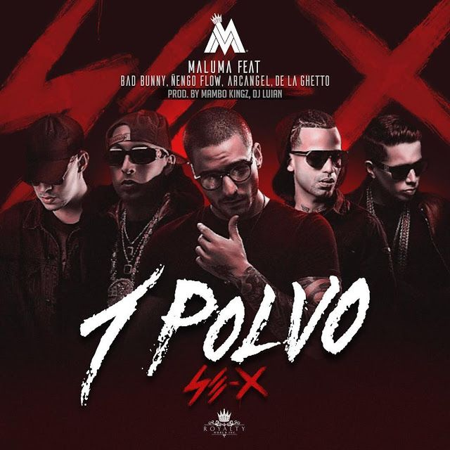 Música Nueva Maluma Ft Bad Bunny Arcangel Maluma Musica Reggaeton Reggaeton