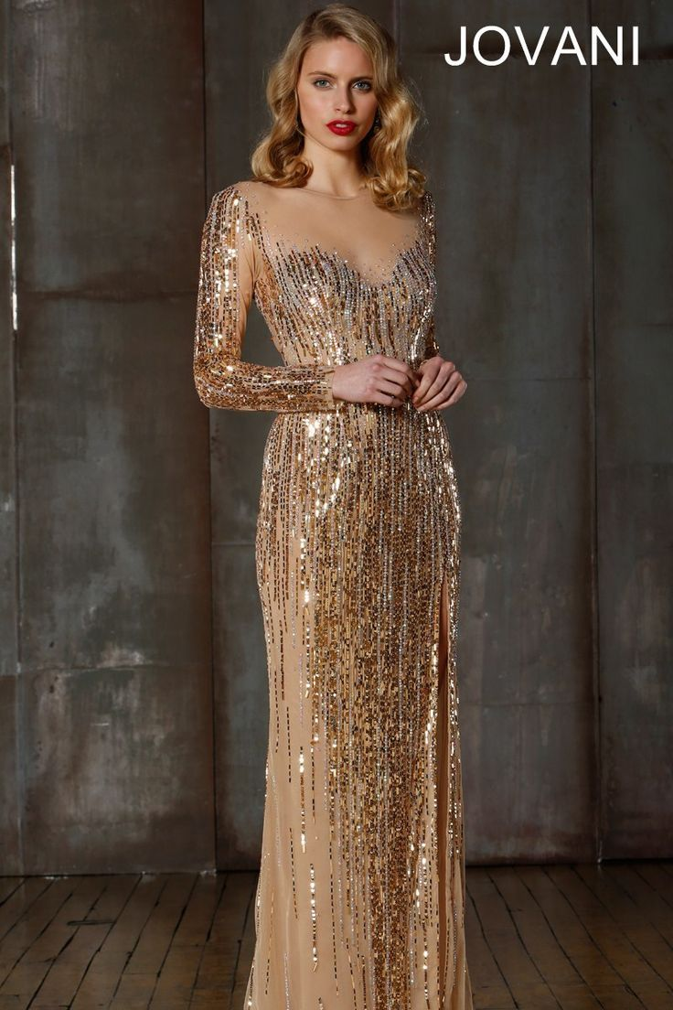 long gold satin gown - Yahoo Image Search Results | vintage ...