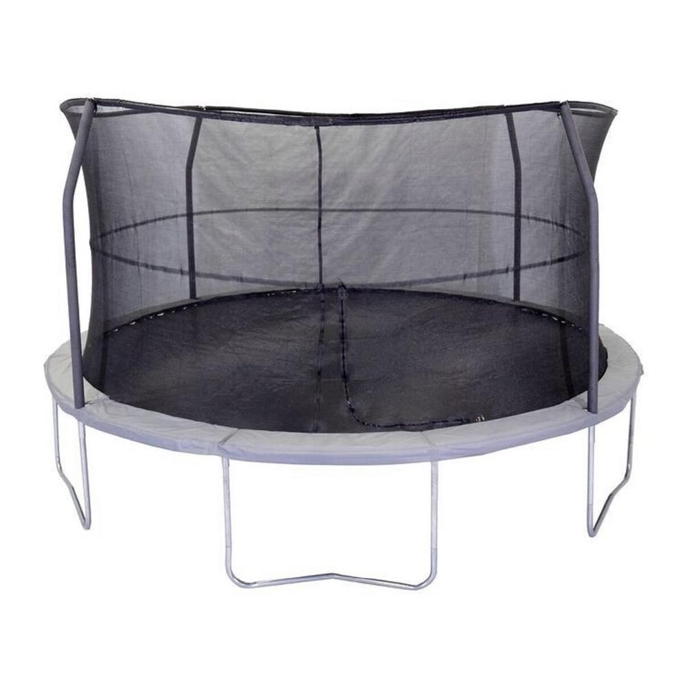 JUMPKING 15 ft. Trampoline with Safety Enclosure