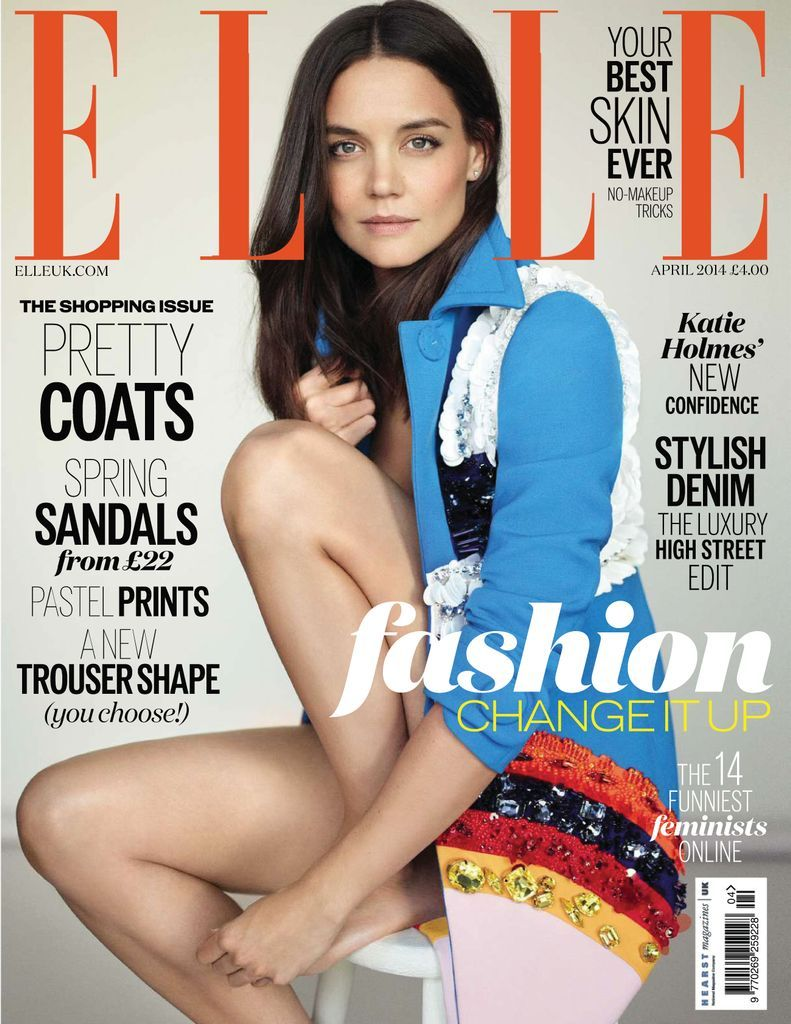 Everything you ever need in a fashion magazine – ELLE is the glossy you can shop from. It\'s playful, useful, modern and relevant – inspiring you to be stylish in every area of your life. From exclusive celebrity interviews and shoots to the best edit of designer and high-street fashion and beauty, ELLE will give you insider access to the fashion and beauty world.