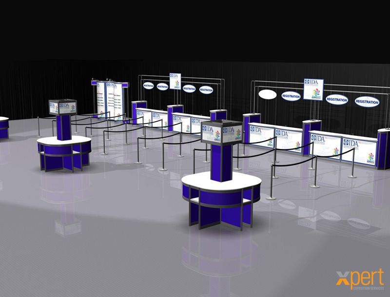 Expo Stand Table : Pin by xpert expo on registration gallery