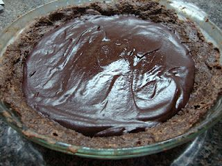 Chocolate Beet Pie