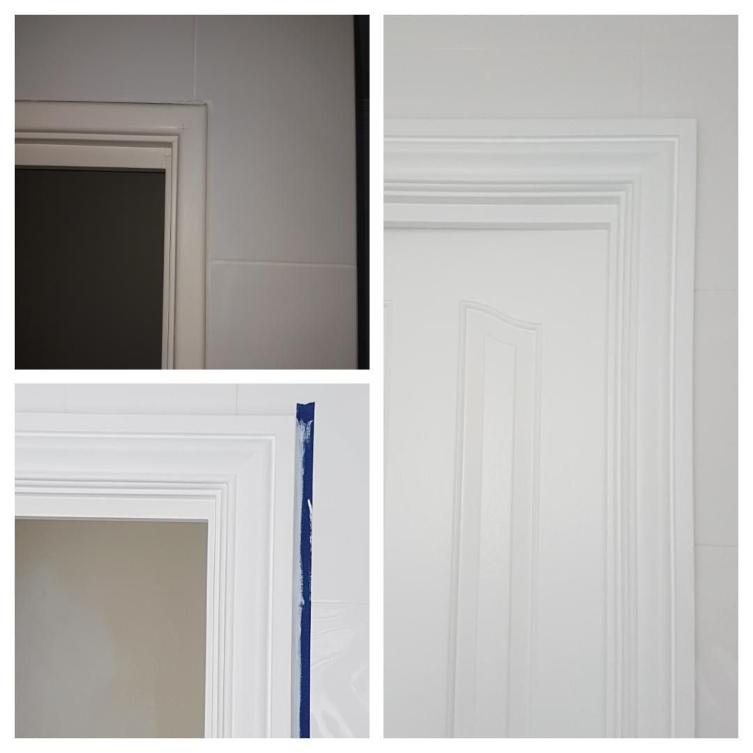 DRAB to FAB with Authentic Additions lightweight door frame ...