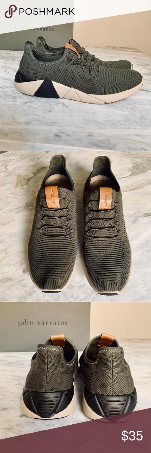 Mark Nason Los Angeles Mens Axes Sneaker