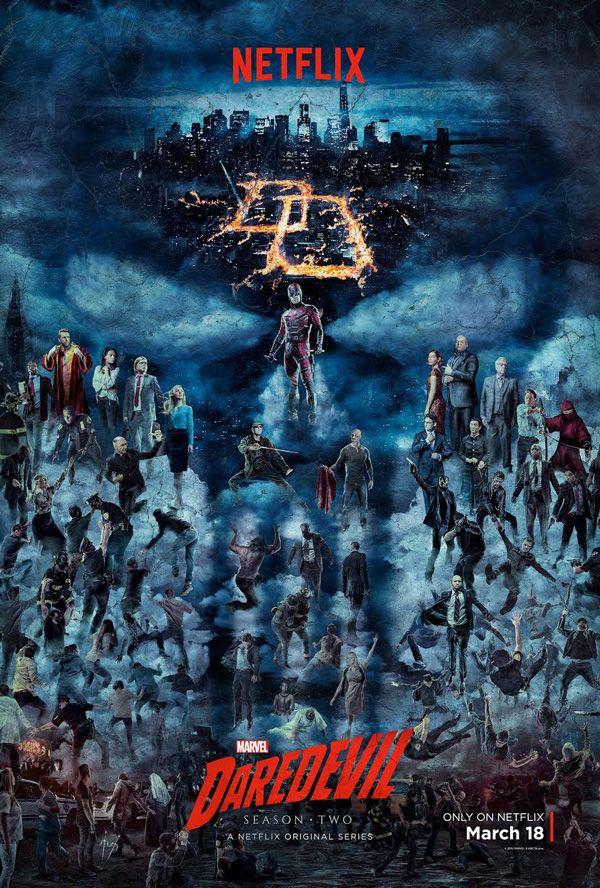 posters demolidor 2 season - Pesquisa Google
