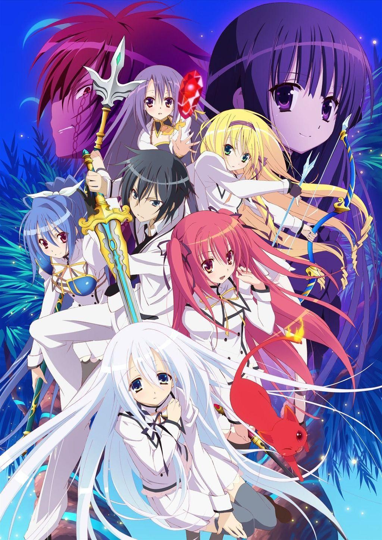 Seirei Tsukai No Blade Dance Genres Action Comedy Ecchi Fantasy Harem Romance School Supernatural