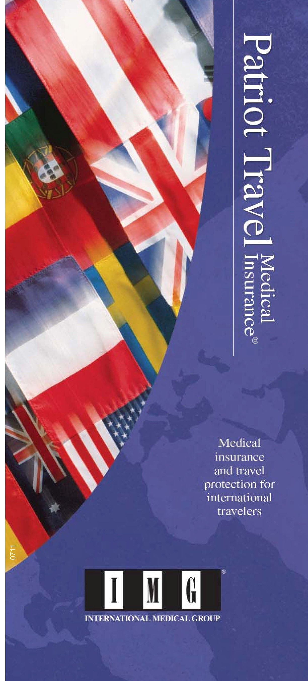 Patriot America insurance is a comprehensive travel