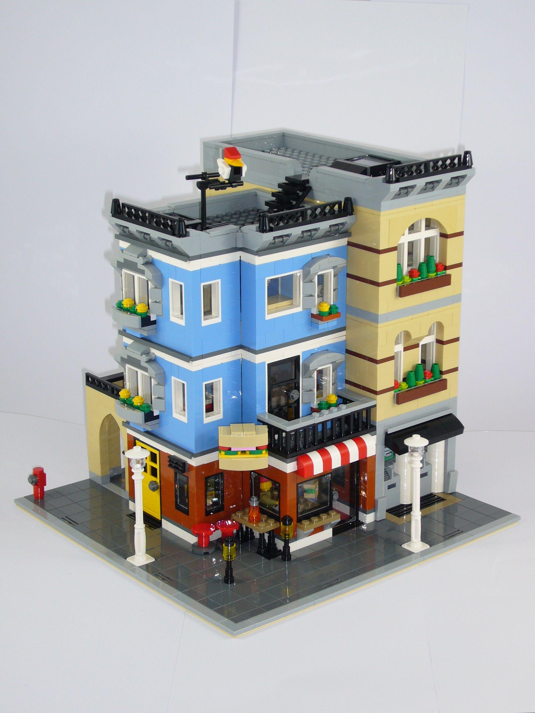 Blackmagic Lego Lego Lego Pizza Lego Architecture