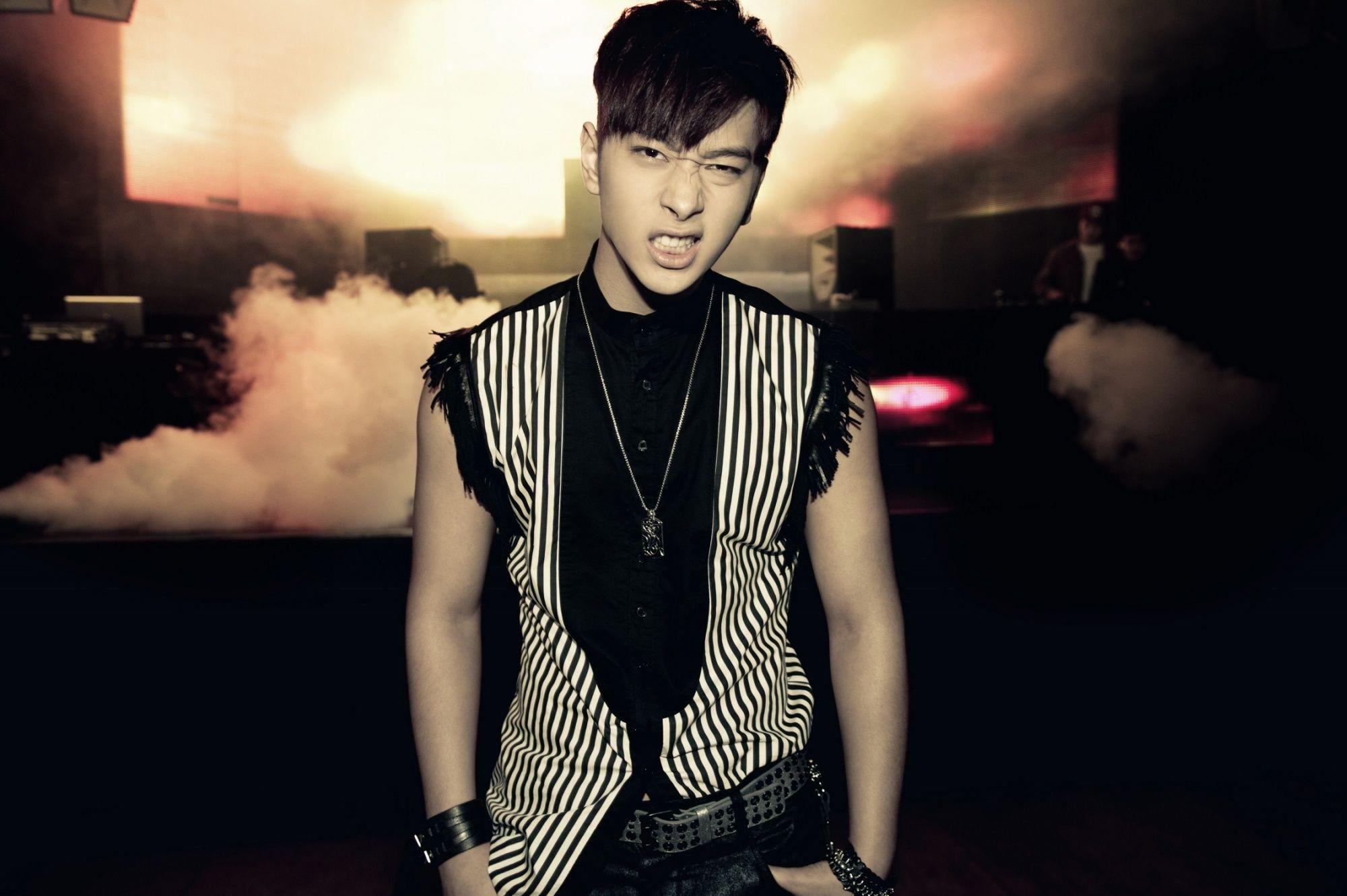 2pm Chansung Bing Images 2pm Hands Up Best Kpop