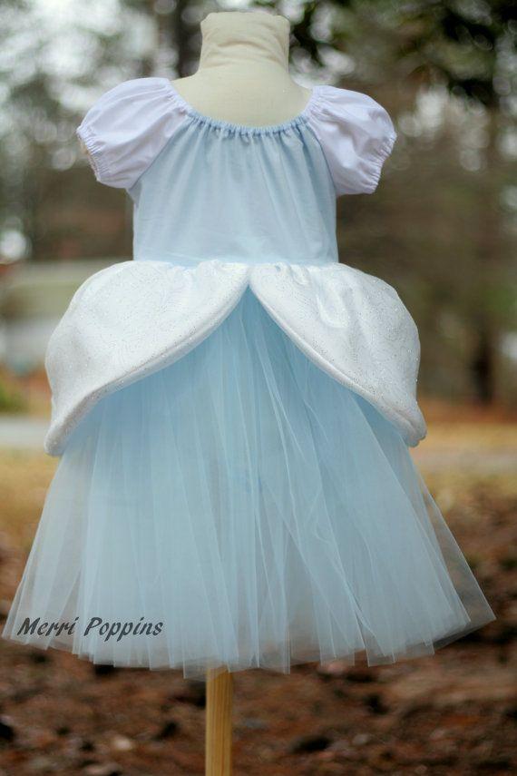 Tulle Cinderella