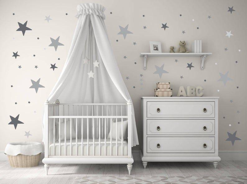 grey star baby