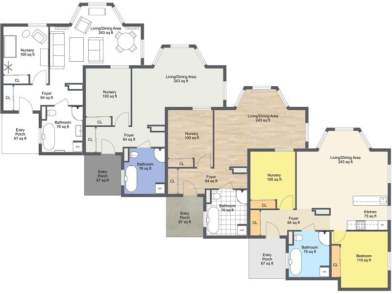 2d Floor Plans Home Design Floor Plans Architectural Floor Plans Custom Floor Plans