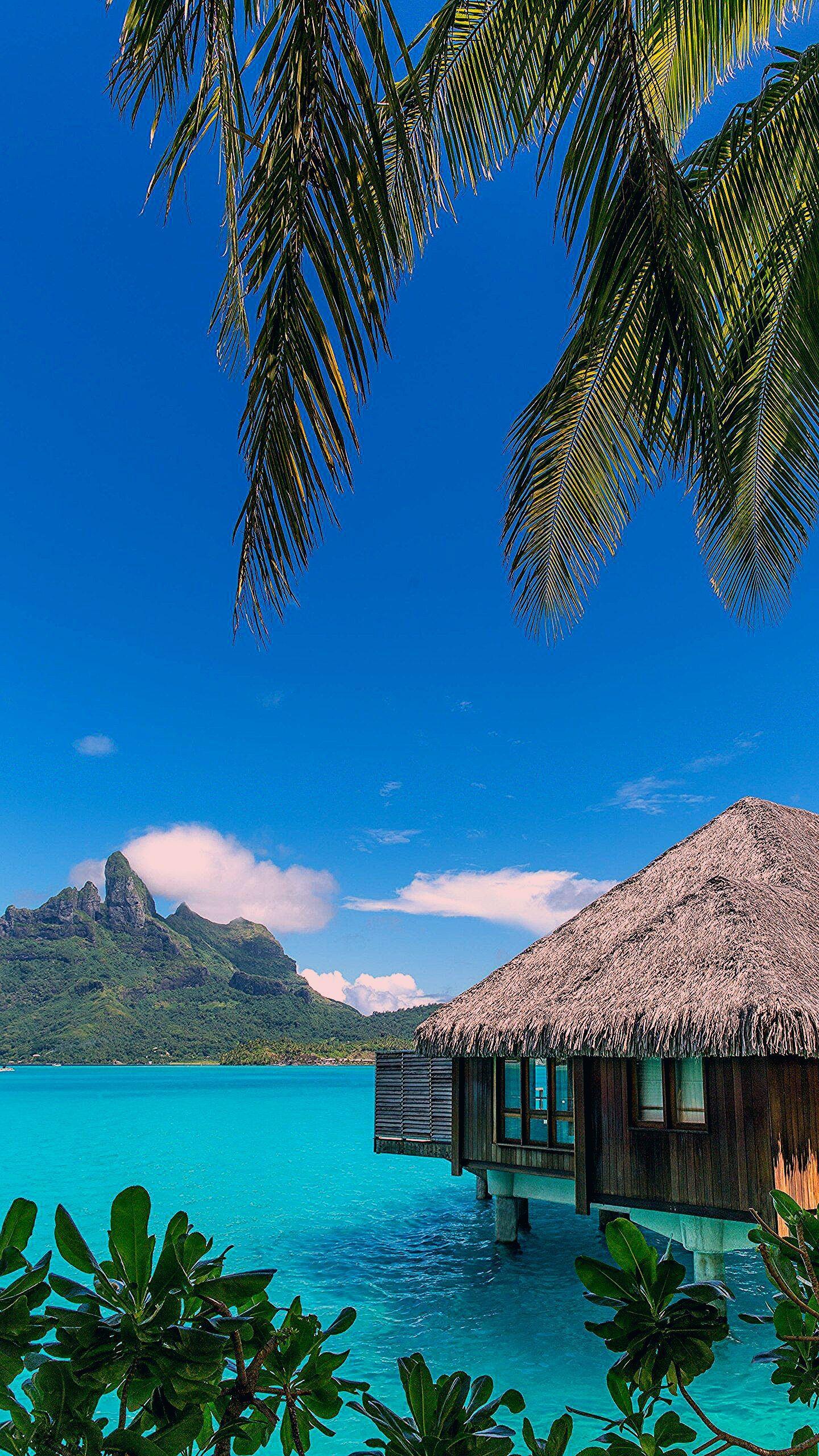 Photo of Honeymoon inspo: The St. Regis Bora Bora Resort