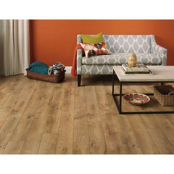 harmonics camden oak laminate flooring sq ft per box on sale mt cabin. Black Bedroom Furniture Sets. Home Design Ideas
