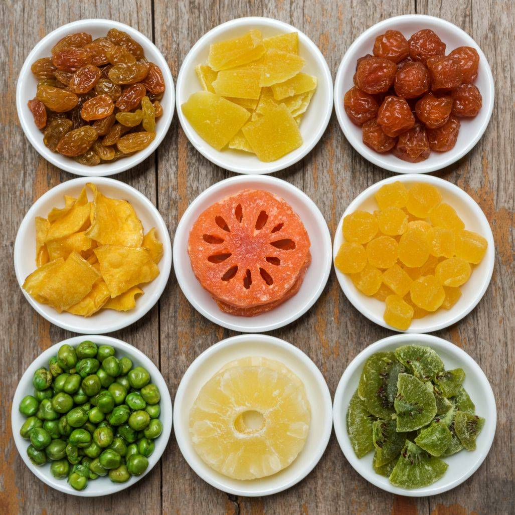 Things That Can Be Dehydrated In A Dehydrator Healthy Groceries Dehydrated Food Food