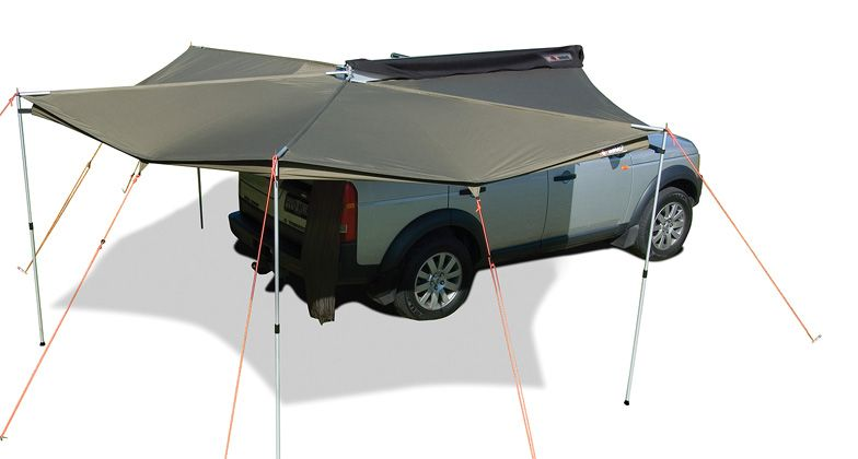 Foxwing Awning Right Side Mount 31200 Rhino Rack Car Awnings Car Tent Roof Rack