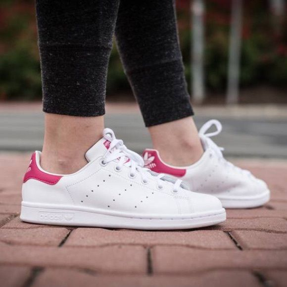 adidas stan smith pink women adidas shoes womens white