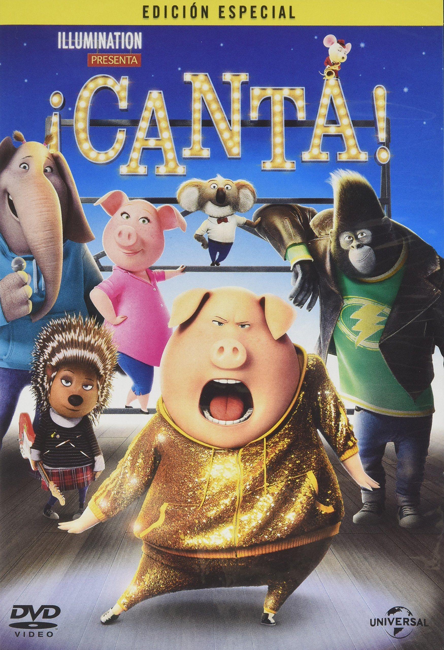 Resultado de imagen de canta dvd