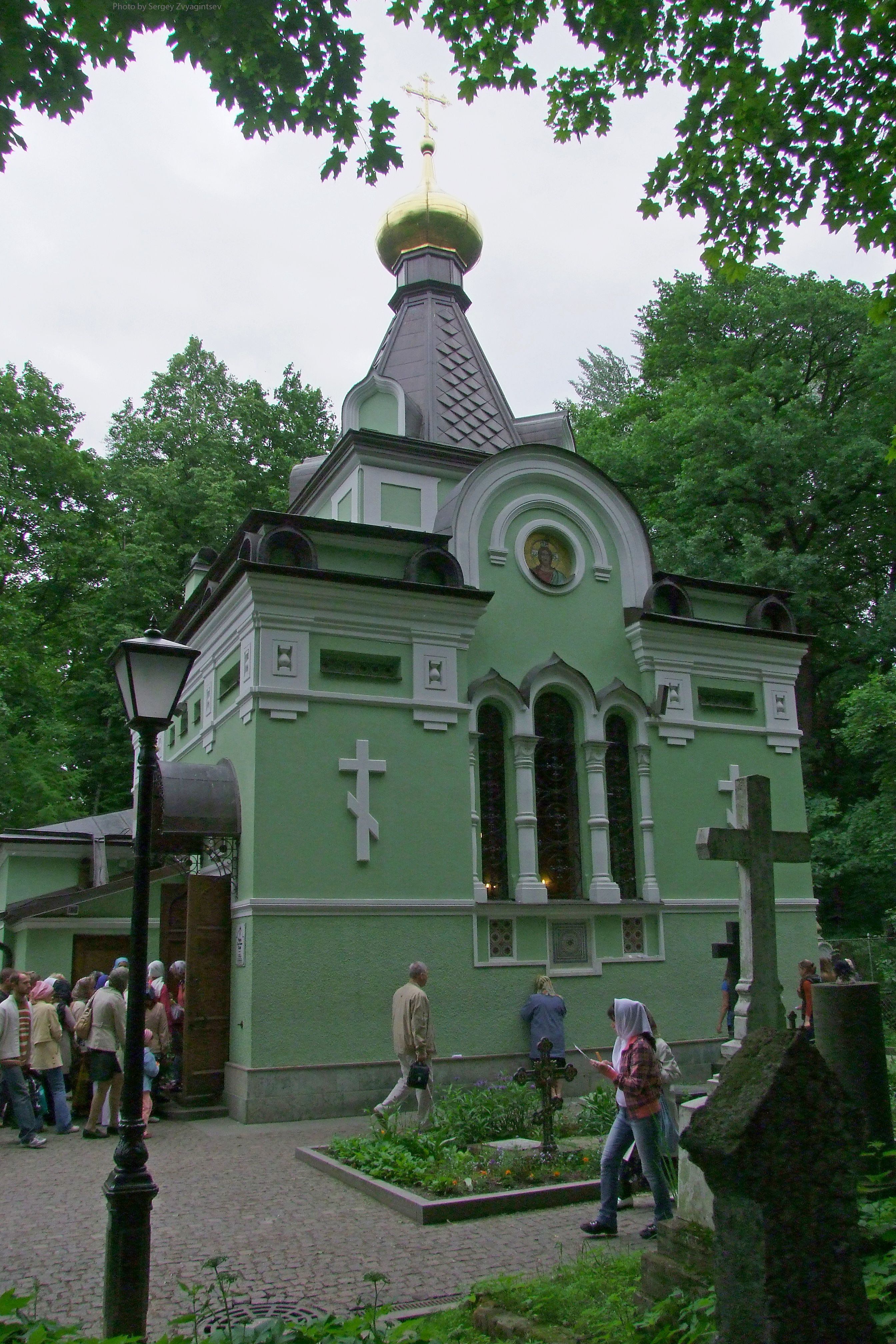 Xenia of Saint Petersburg