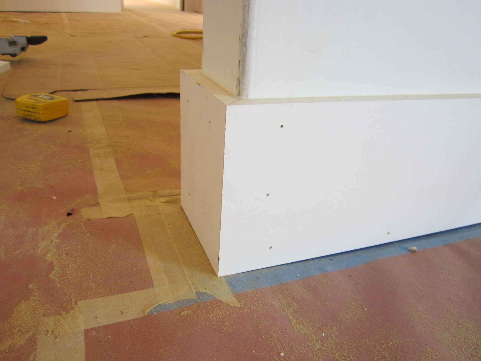 Contemporary Baseboard Molding Aug 21 2011 14