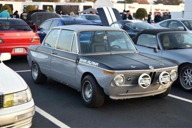 BMW 2002 Alpina pig cheeks