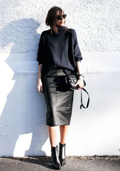Combina gonna a matita: con questi consigli di stile diventerai un professionista della moda!