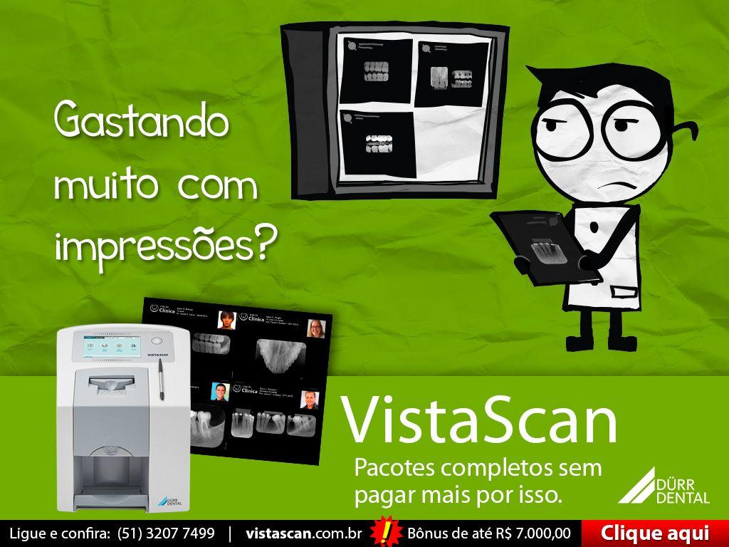 VistaScan - Digitalize com VistaScan e imprima com economia! Pacotes completos sem pagar mais por isso. Solicite orçamento hoje mesmo. http://bit.ly/1lLoYBw